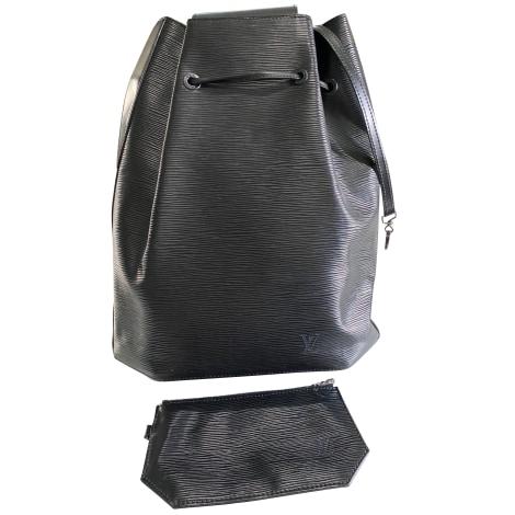Backpack LOUIS VUITTON Black