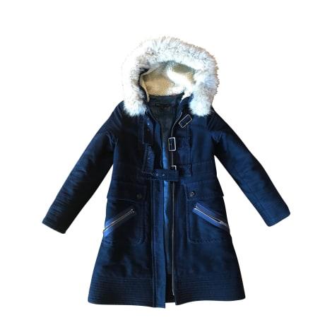 Manteau MARC JACOBS Bleu, bleu marine, bleu turquoise