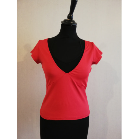 Top, tee-shirt KIABI Rouge, bordeaux