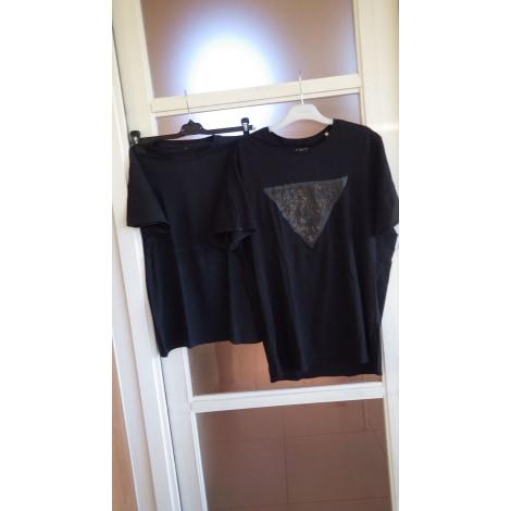 Tee-shirt GUESS Noir