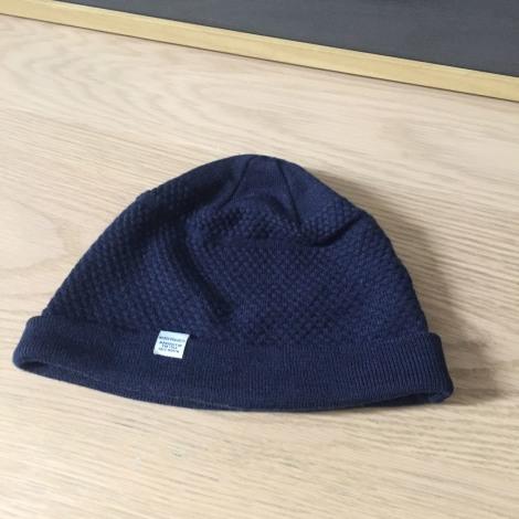 Bonnet NORSE PROJECT Bleu, bleu marine, bleu turquoise