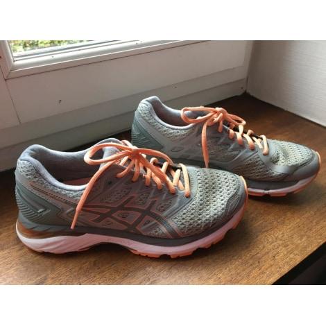 Chaussures de sport ASICS Gris, anthracite