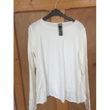 Top, tee-shirt LILITH Blanc, blanc cassé, écru
