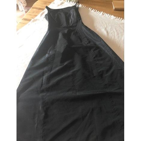Robe longue ZARA Noir