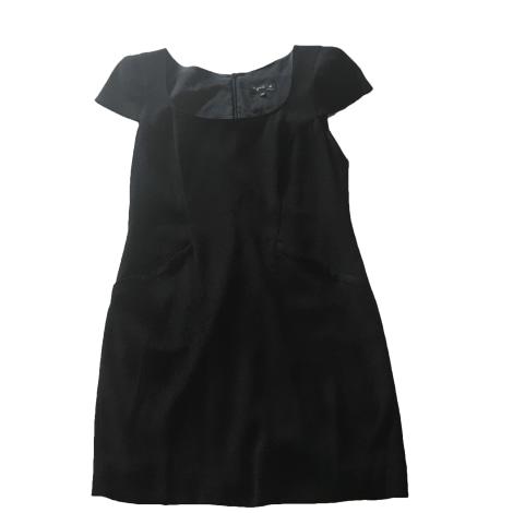 Robe courte AGNÈS B. Noir