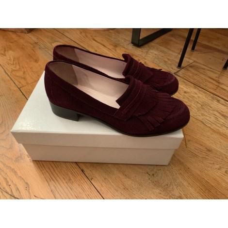 Chaussons & pantoufles MELLOW YELLOW Rouge, bordeaux