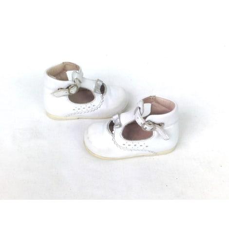 Chaussures à boucle JACADI Blanc, blanc cassé, écru
