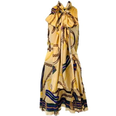 Robe mi-longue RALPH LAUREN Multicouleur