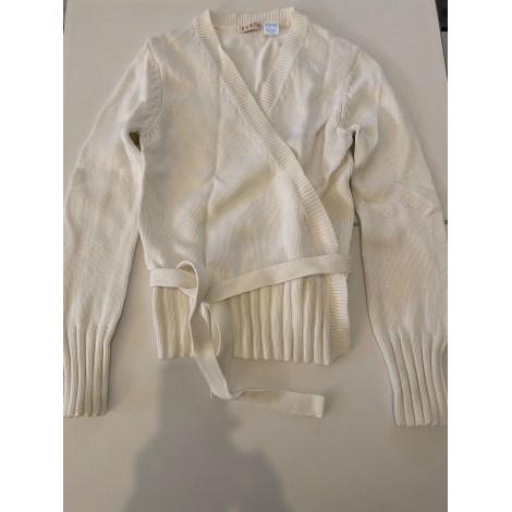 Cache-cœur EDEIS Blanc, blanc cassé, écru