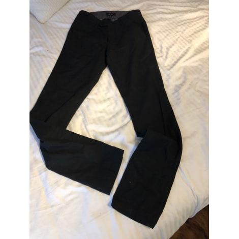 Pantalon droit TED BAKER Noir