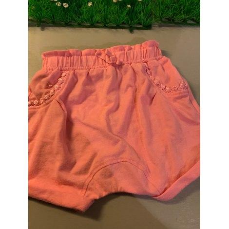 Shorts KIABI Pink, fuchsia, light pink