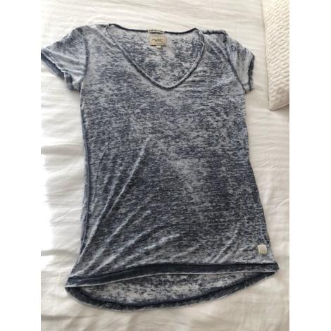 Top, tee-shirt DN.SIXTYSEVEN Bleu, bleu marine, bleu turquoise