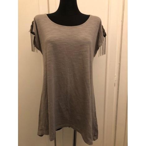 Top, tee-shirt GOOD LOOK Kaki