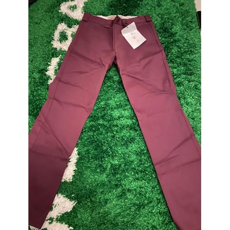 Pantalon droit DICKIES Violet, mauve, lavande