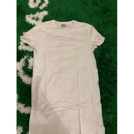 Tee-shirt ASOS Blanc, blanc cassé, écru