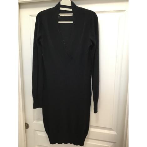 Robe pull IKKS Noir