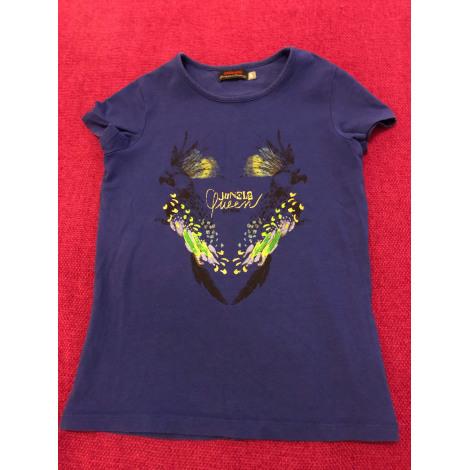 Top, Tee-shirt CATIMINI Bleu, bleu marine, bleu turquoise