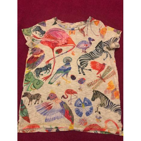 Top, Tee-shirt MARQUE INCONNUE Multicouleur