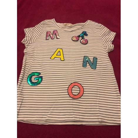 Top, Tee-shirt MANGO Multicouleur