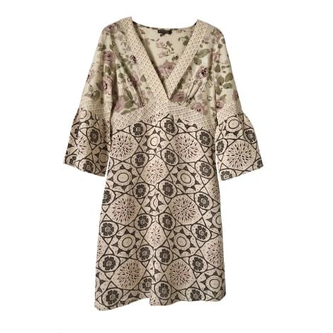 Robe mi-longue MALIPARMI Multicouleur