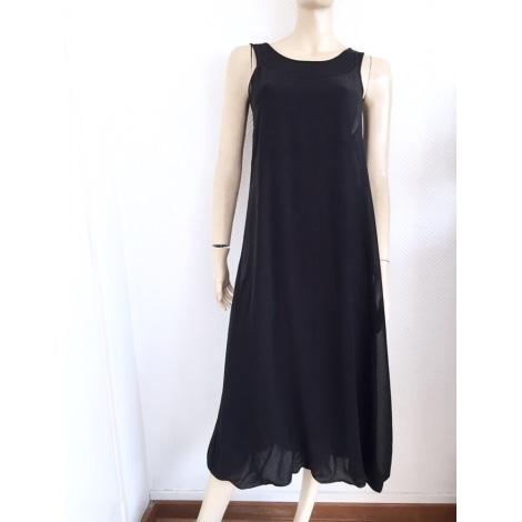 Robe longue PIERANTONIO GASPARI Noir