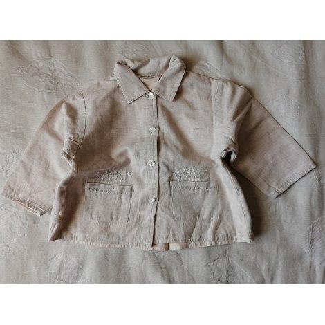 Veste GRAIN DE BLÉ Blanc, blanc cassé, écru