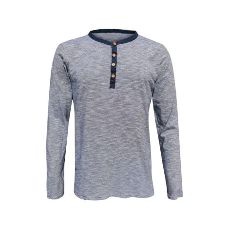 T-shirt ESPRIT bleu, blanc
