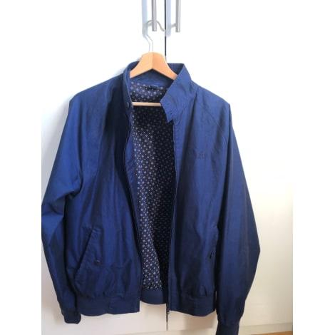 Veste FRED PERRY Bleu, bleu marine, bleu turquoise