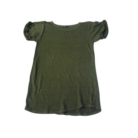 Top, tee-shirt ISABEL MARANT ETOILE Kaki