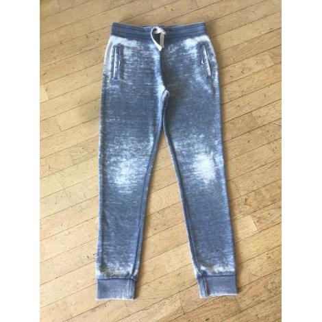 Pantalon de survêtement LITTLE ELEVEN PARIS Bleu, bleu marine, bleu turquoise