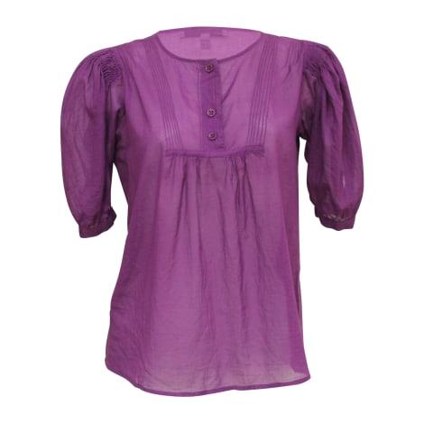 Blouse SEE BY CHLOE Violet, mauve, lavande