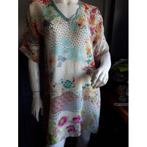 Robe courte JOHNNY WAS Multicouleur
