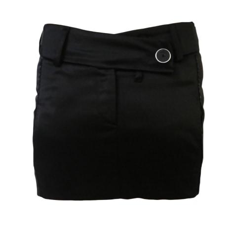 Jupe courte PINKO Noir