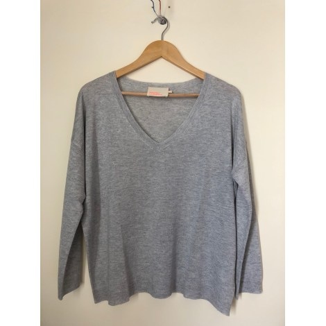 Pull ABSOLUT CASHMERE Gris, anthracite