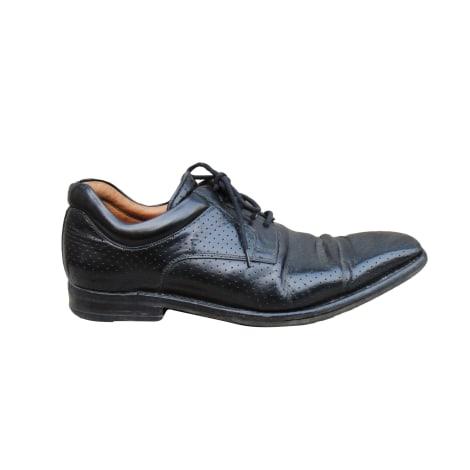 Chaussures à lacets JEAN-BAPTISTE RAUTUREAU Noir