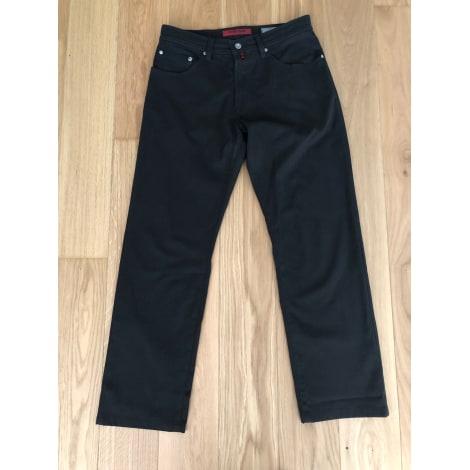 Pantalon droit PIERRE CARDIN Noir