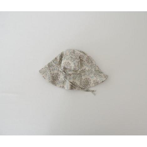 Chapeau BONPOINT Blanc, blanc cassé, écru