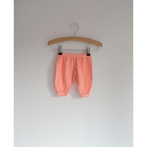 Pantalon BONTON Orange