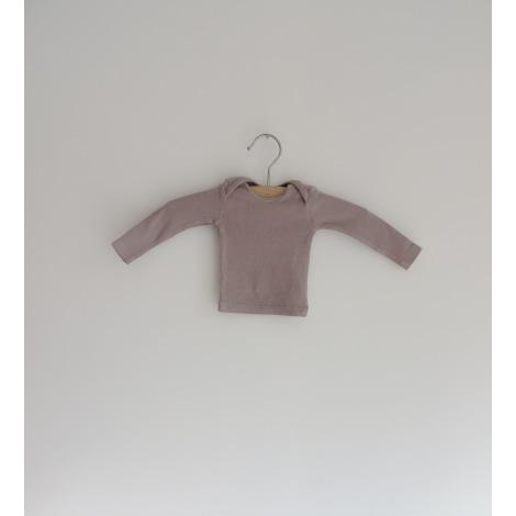 Top, tee shirt BONTON Beige, camel