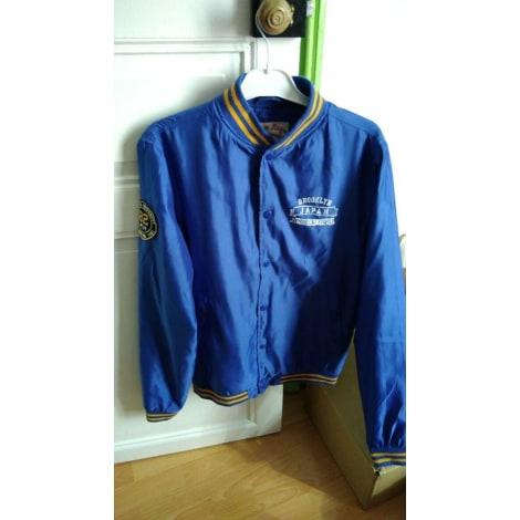 Veste JAPAN RAGS Bleu, bleu marine, bleu turquoise