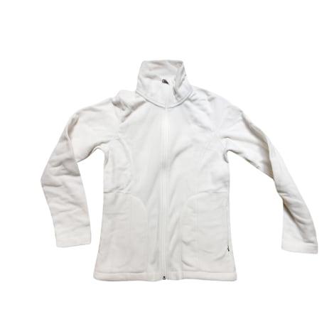 Polaire AIGLE Blanc, blanc cassé, écru