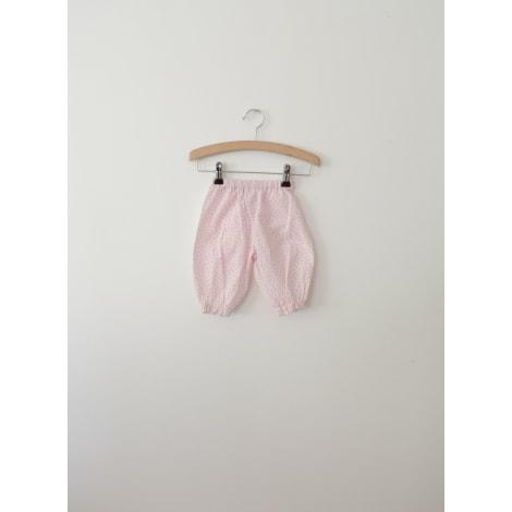 Pantalon BONTON Rose, fuschia, vieux rose