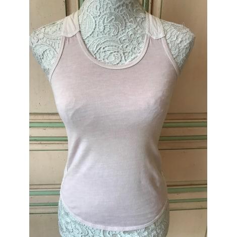 Top, tee-shirt BLANC BLEU Rose, fuschia, vieux rose