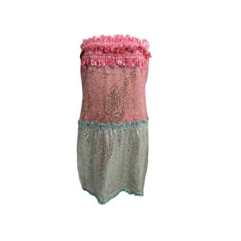 Robe courte HOSS INTROPIA Rose, fuschia, vieux rose