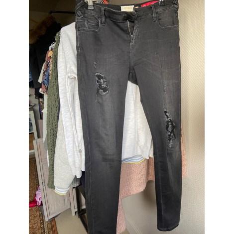 Jeans slim MET Noir