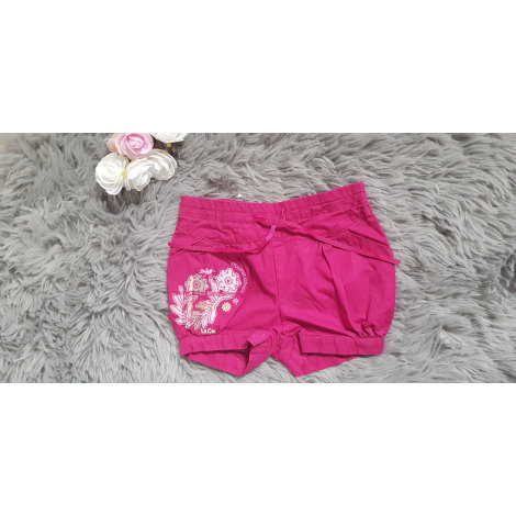 Shorts LA COMPAGNIE DES PETITS Pink, fuchsia, light pink
