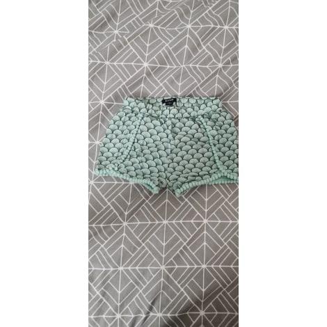Shorts KIABI Green