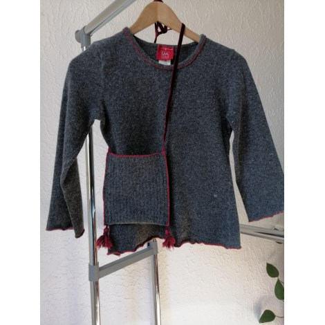 Pull LM LULU Gris, anthracite