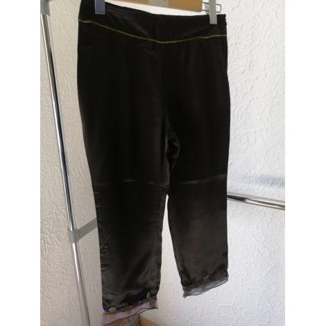 Pantalon slim, cigarette LM LULU Noir