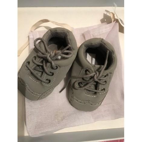 Chaussures à lacets JACADI Gris, anthracite